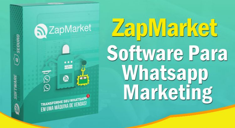 ZapMarket Software whatsapp marketing